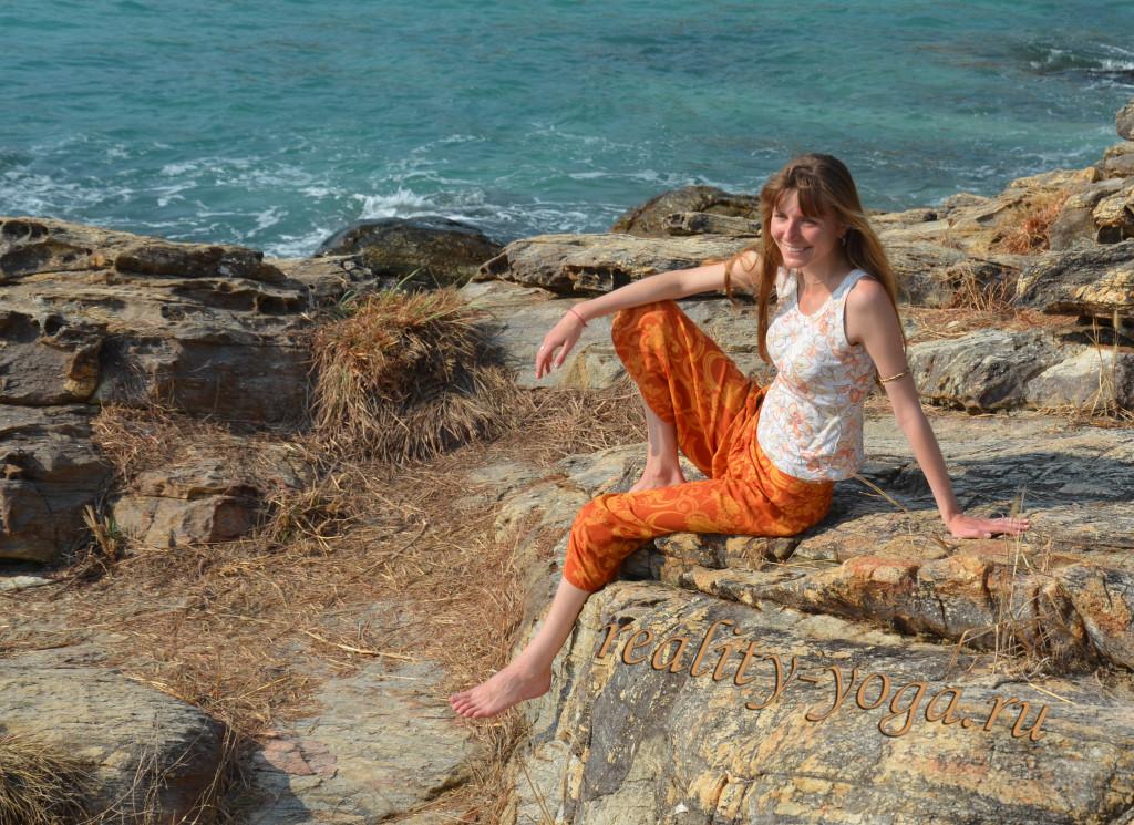 Сунита, жизнь рпекрасна, радость, медитация, йога, счастье