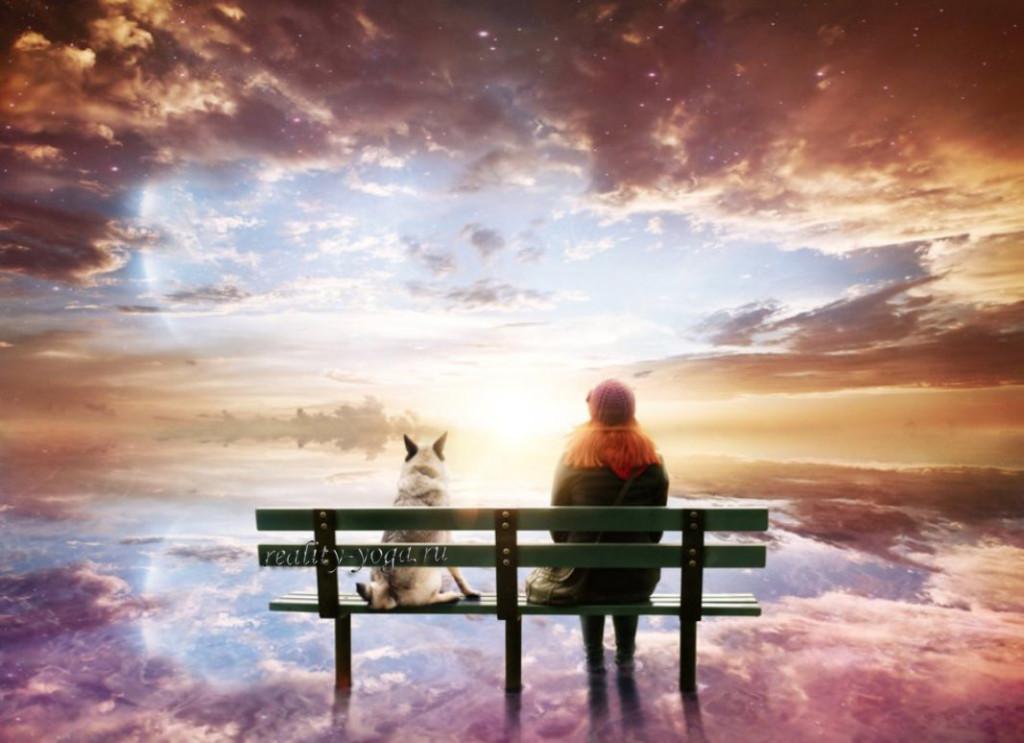 Буддхи-интуиция - спокойное наблюдение