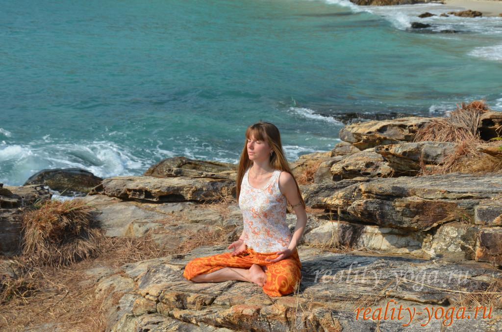 медитация сунита реальнось йоги патанджали внутренний покой радость