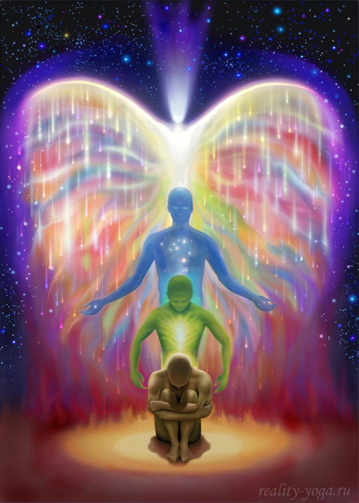 эволюция души в материи йога медитация