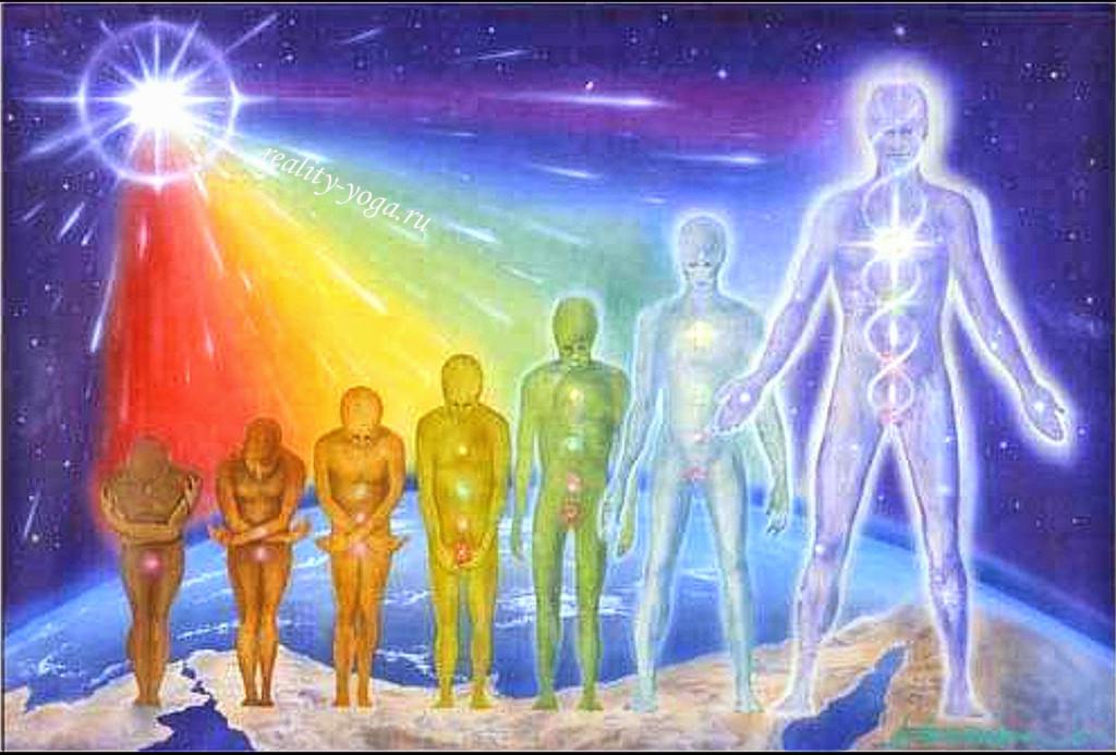 эволюция души йога саморазвитие смысл жизни