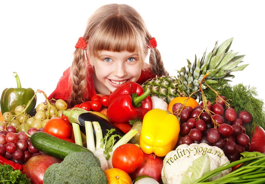 еда йога энергия фрукты магнетизм