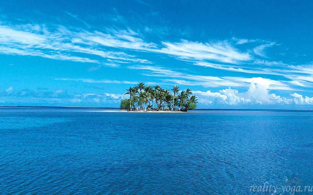 остров океан сознание подсознание сверхсознание