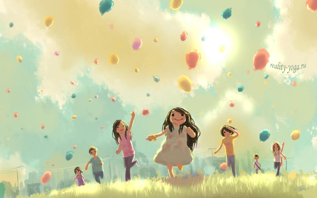 радость внутри нас йога жизнь прекрасна