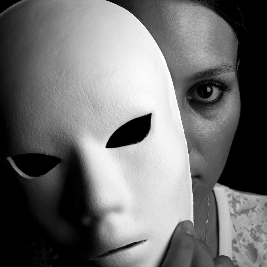 маска,обман, иллюзия, майя