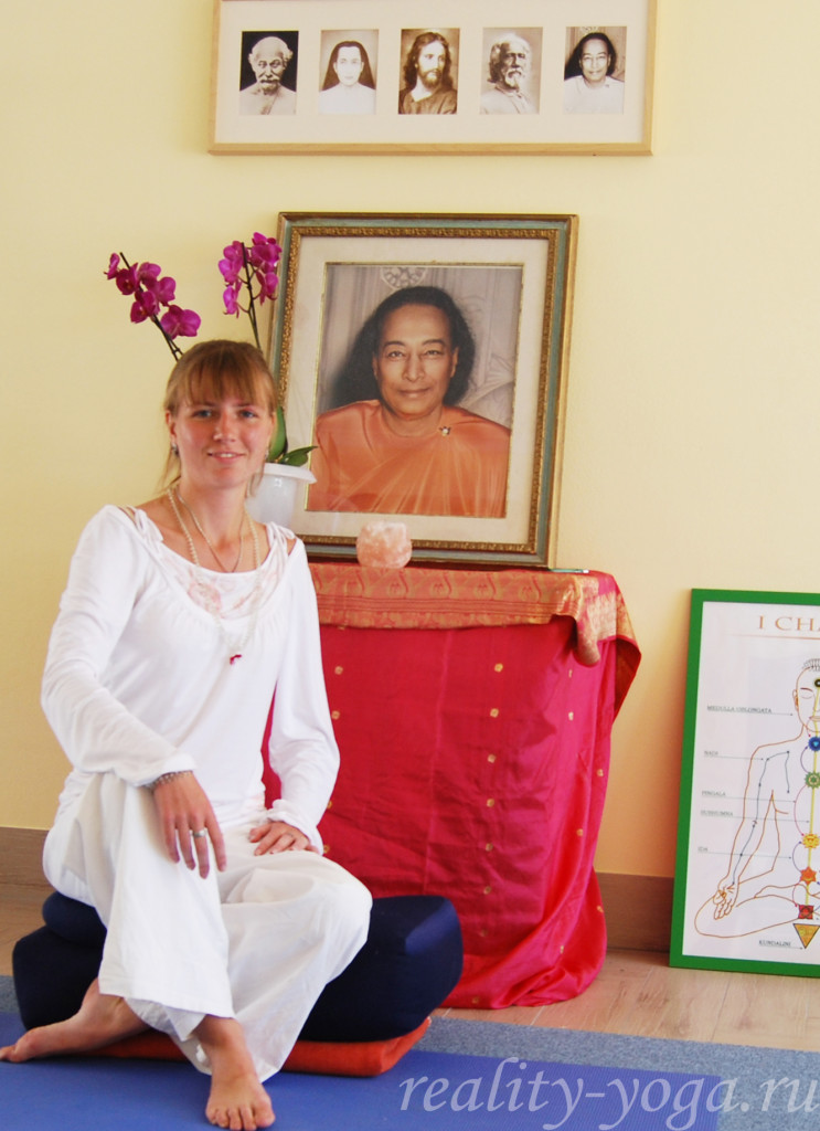 ученичество, Парамаханса Йогананда, Ананда