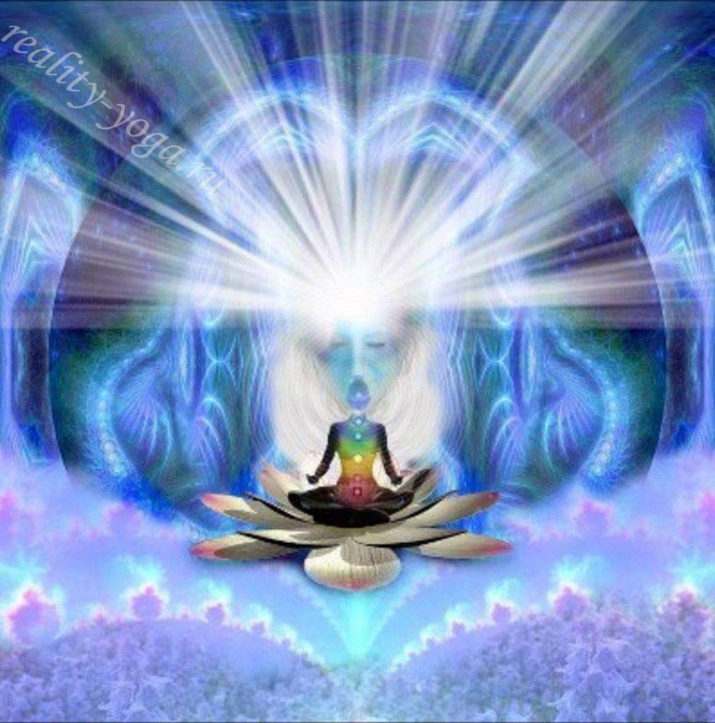 лотос, тишина, медитация, эфир
