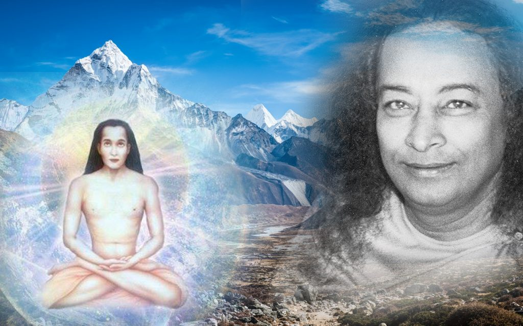 Yogananfa, babadji, Йогананда, Бабаджи, Автобиография Йога, Гималаи