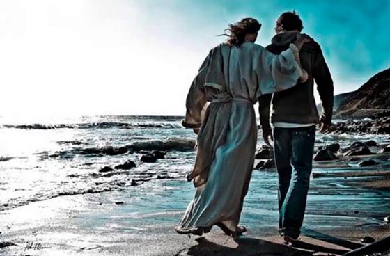 иисус друг берег явление христа