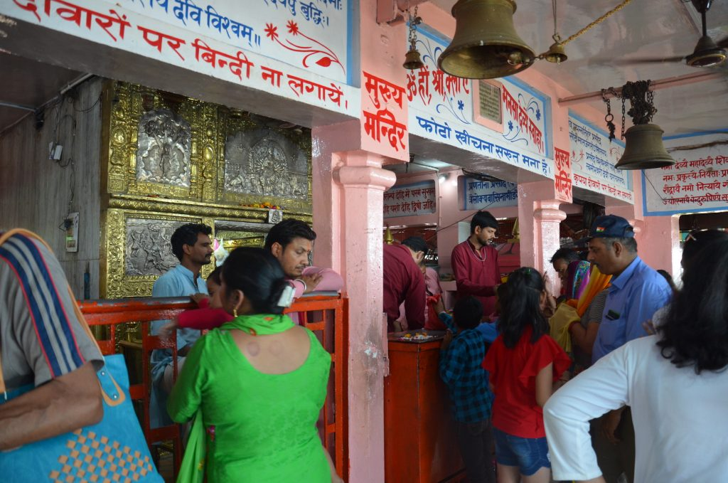 Храм Манаса Деви в Харидваре