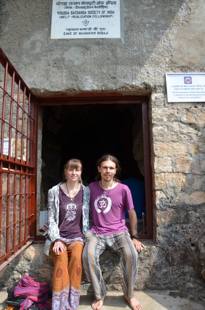 Пещера Бабаджи Киран Сунита