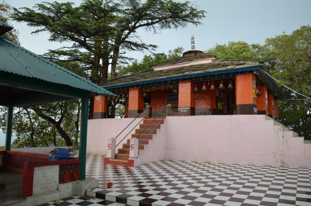 Дунагири Храм Дурги