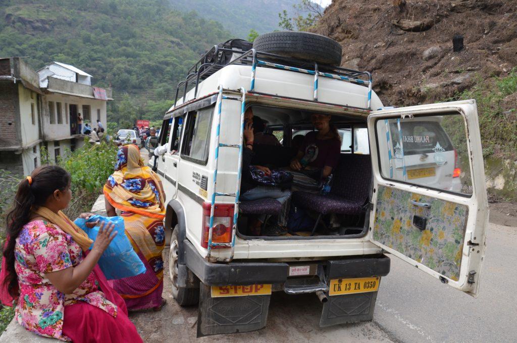 такси джипы индия