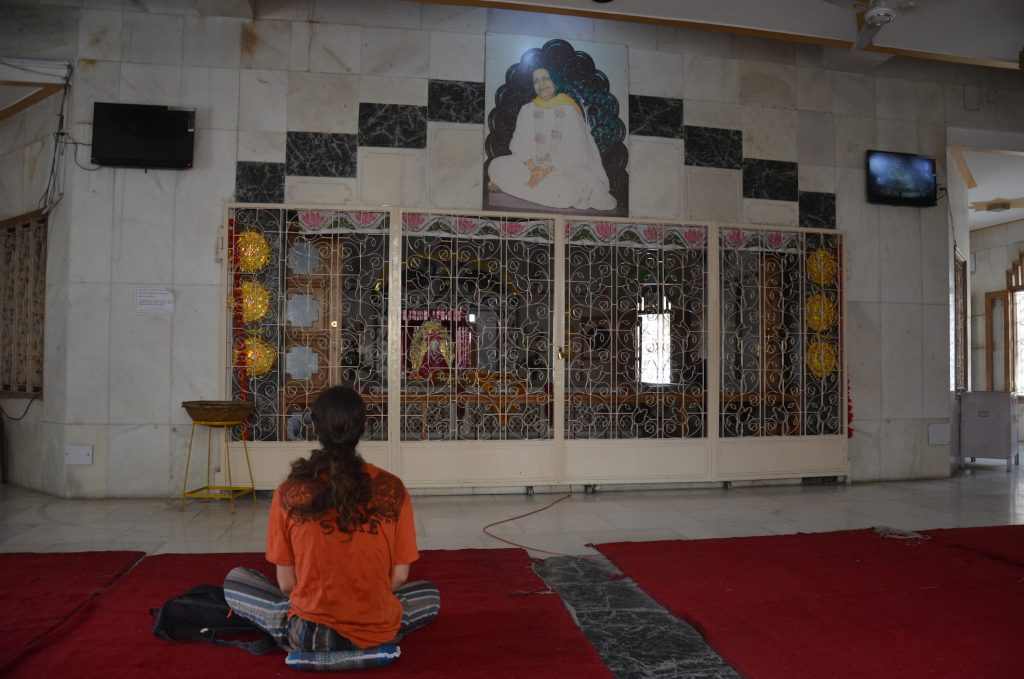Ашрам Ананда Мои Ма в Харидваре