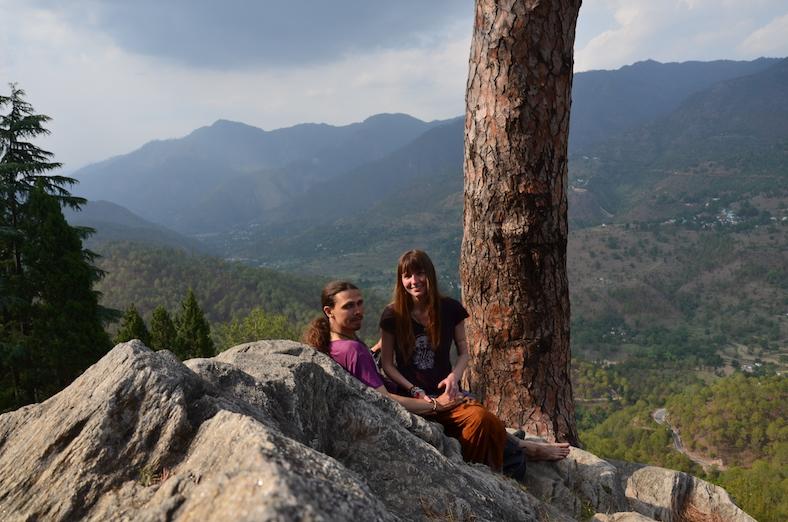 Индия Дварахат пещера Бабаджи