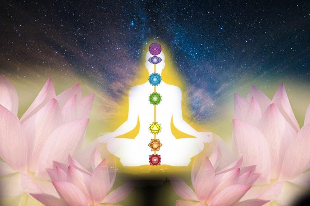 чакры, открытие чакр, медитация чакры