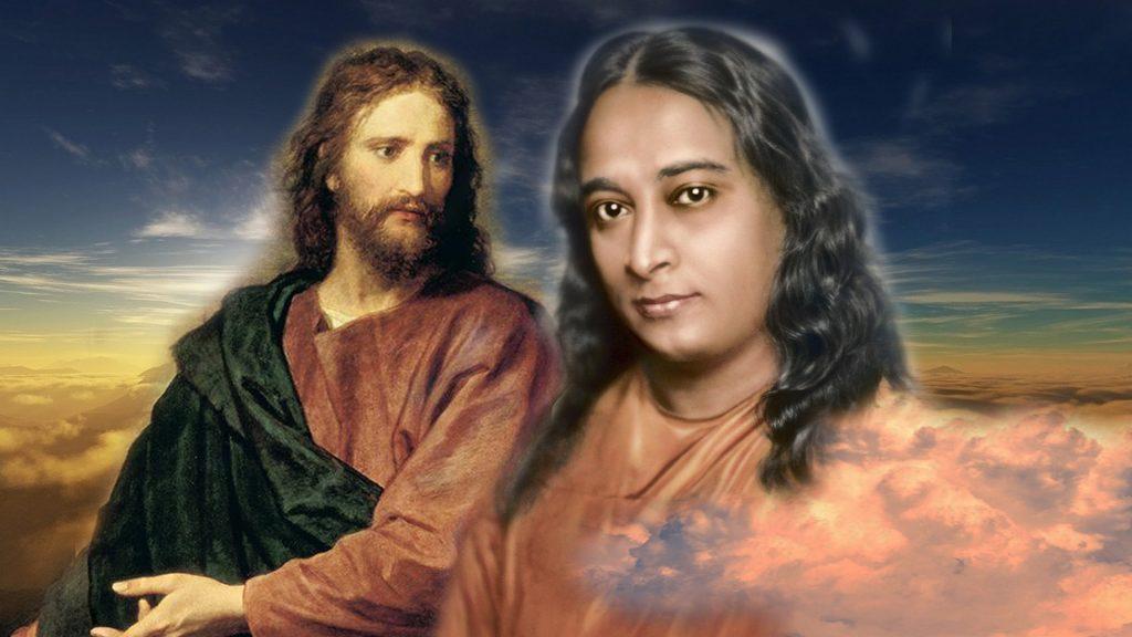 Парамаханса Йогананда, Иисус Христос,