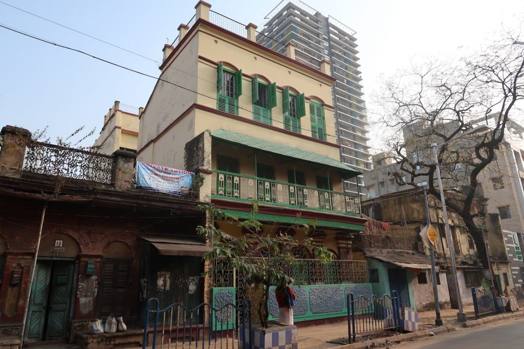 парамаханса йогананда, дом, калькутта