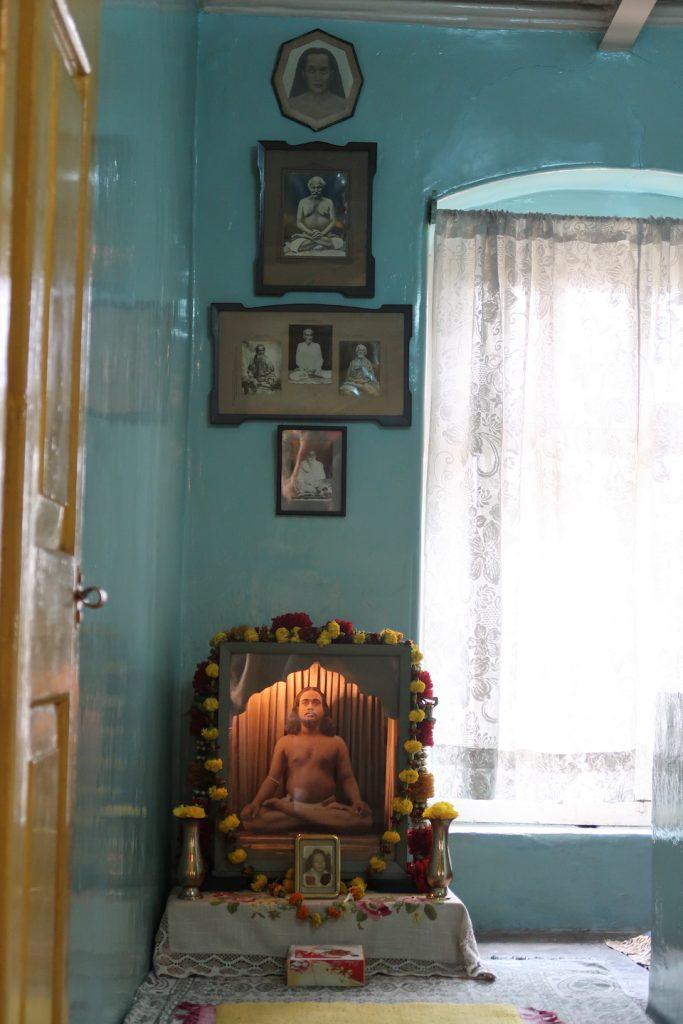 атик Парамахансы Йогананды, калькутта, дом Йогананды,