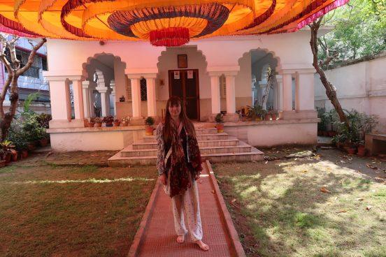 ашрам Шри Юктешвара