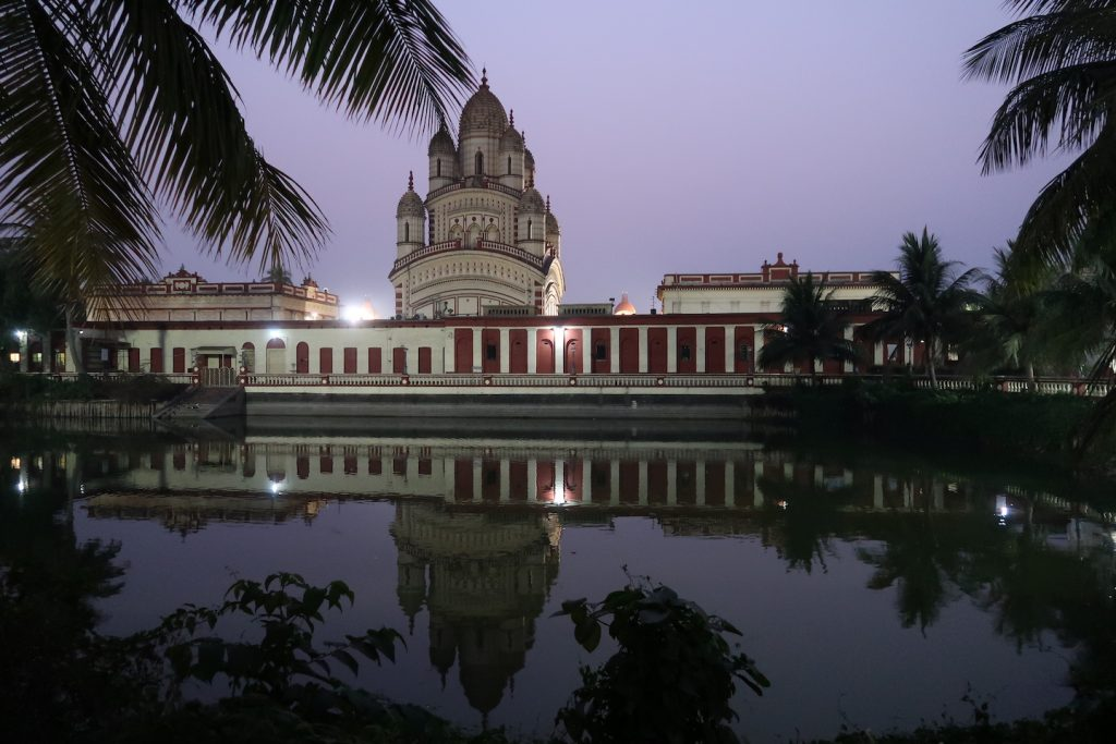 Дакшенишвар, храм кали, рамакришна,